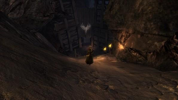 queensdale-bandit hideout