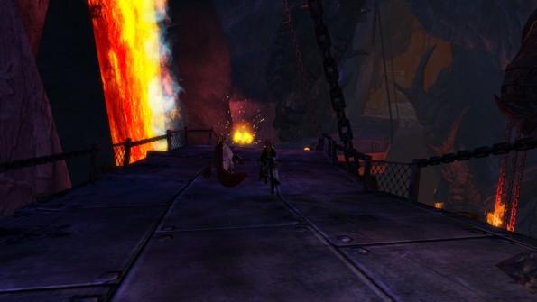 FF-MF molten lava