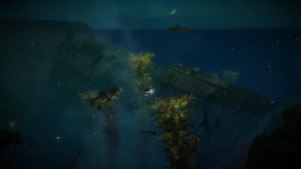 TLS-sunken ship
