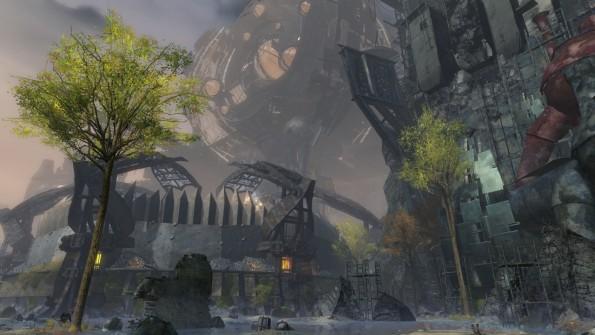 black citadel-ligacus notos