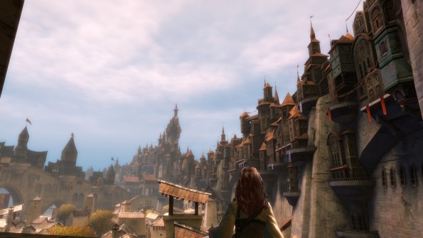divinitys reach-towering houses